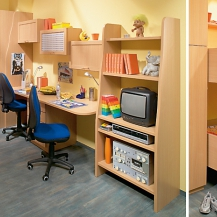 Dětské pokoje fotogalerie 027