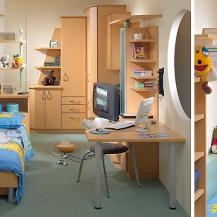 Dětské pokoje fotogalerie 018