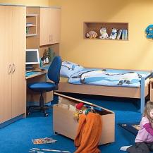 Dětské pokoje fotogalerie 029