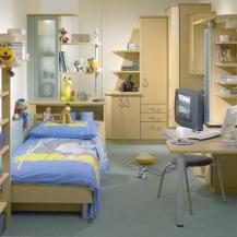 Dětské pokoje fotogalerie 053