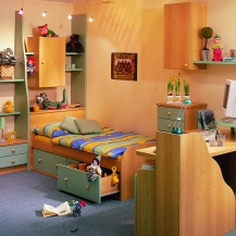 Dětské pokoje fotogalerie 031