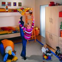 Dětské pokoje fotogalerie 047