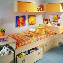 Dětské pokoje fotogalerie 054